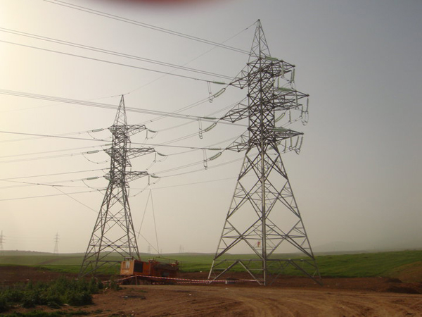 Design and Installation of 154 kV-380 kV Overhead Transmission Lines