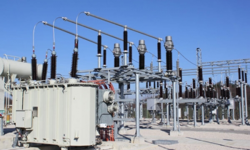Design and Installation of 154 kV-380 kV Substations