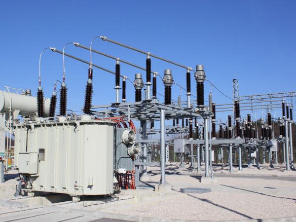 Design and Installation of 154 kV-380 kV Substations